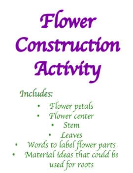 Flower Activity