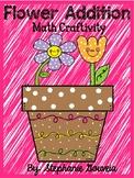 Flower Addition Math Craftivity
