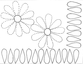 Flower Addition and Subtraction