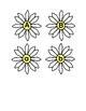 Flower Alphabet Activity for Preschool and Special Education