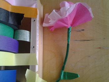 Flower Art Class Freebie