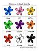 Flower Blooms PreK Mini Printable Learning Pack