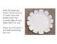 Spring Flowers Art Lesson; Radial Symmetry Spring blooms Art Lesson