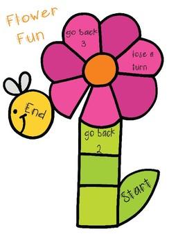 Flower Board Game