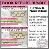 Flower Book Report Bundle Fiction & Nonfiction