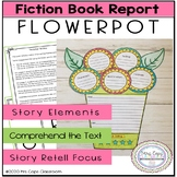 Flower Book Report Project