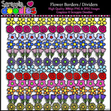 Flower Borders / Dividers