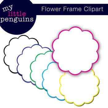 Flower Bubble Frames