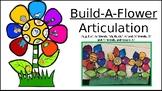 Flower Builder Articulation: s, z, r, l, sh, ch, th, f, k, g, blends