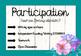 CHAMPS Floral Clip Chart