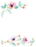 Flower Card Clip Art