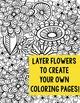 Doodled Flower Clip Art