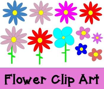 Clip Art - Flowers - FREE