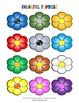 Flower Clip Art Set