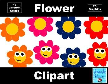 Flower Clip Art!