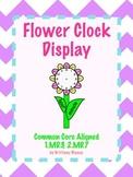Flower Clock Display