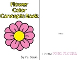 Flower Color Adapted Book