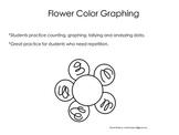 Flower Color Graph