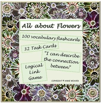 Flower Connections: Vocabulary
