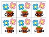 Flower Consonant Blends