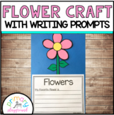 Flower Craft With Writing Prompts/Pages