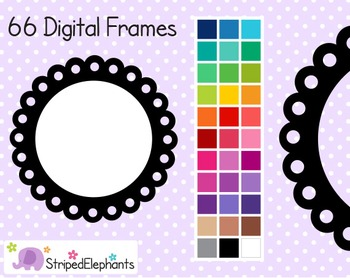 Flower Digital Frames 1