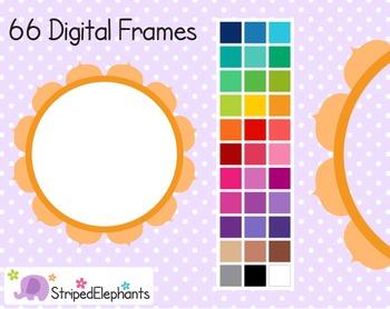 Flower Digital Frames 2