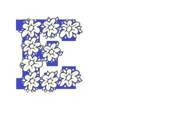 Flower Door Decoration: Come Grow With Us in 1st Grade!