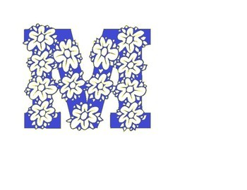 Flower Door Decoration: Come Grow With Us in 3rd Grade!