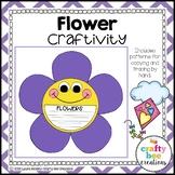 Flower Easy Writing Craft