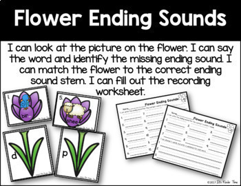 Flower Ending Sounds