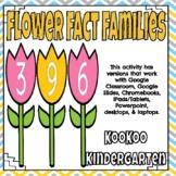 Flower Fact Families-Digital Math Center--Google Classroom