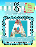 Flower Fairy Alphabet Letter Clip Art