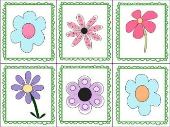 Reinforcement Game FREE: Flower Find the Sticker