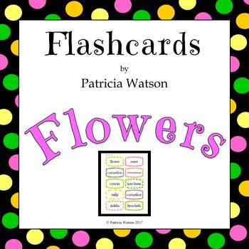Flower Flashcards