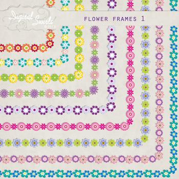 Flower Frames 1