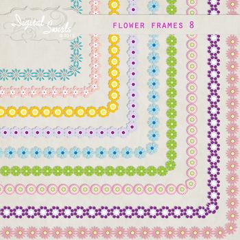 Flower Frames 8