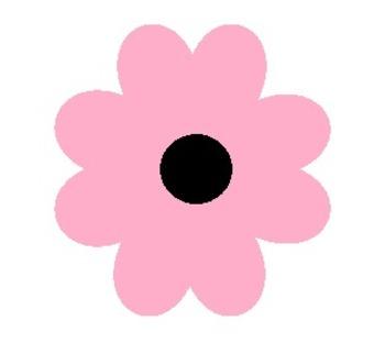 Flower Frenzie Clipart Freebie