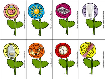 Flower Functions Springtime/Summertime Activity {Freebie}