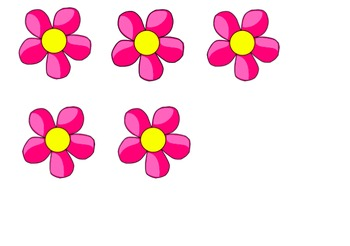 Flower Garden Incentive Chart