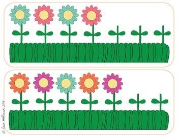 Patterning - Spring Flower Garden