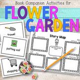 Flower Garden by Eve Bunting|Literacy Supplemental Activities