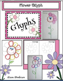 Flower Activities: Listening & Following Directions Flower Glyph