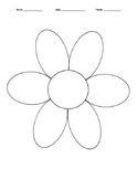 Flower Graphic Organizer