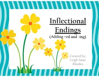 Flower Inflectional Endings