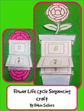 Flower Life Cycle {Life Cycle of a Flower Sequencing Card Craft}
