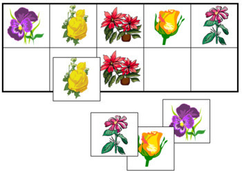 Flower Match-Up and Memory