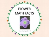 Flower Math Facts