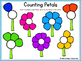 Flower Math Games for Early Elementary