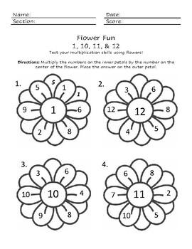 Flower Multiplication